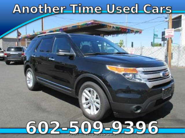 2012 Ford Explorer XLT FWD 6-Speed Automatic